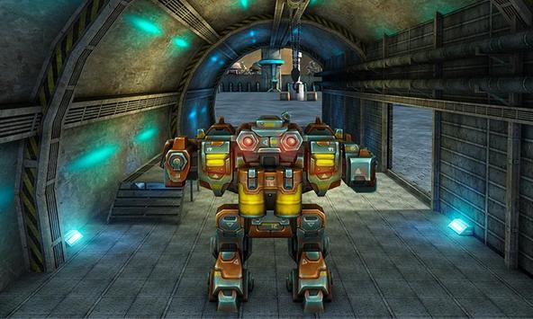 Mech Robot War 2050 poster