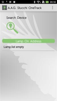 A.A.G. Stucchi Light Management App screenshot 3