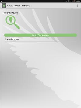 A.A.G. Stucchi Light Management App screenshot 10