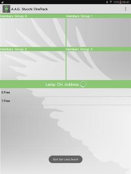 A.A.G. Stucchi Light Management App screenshot 11