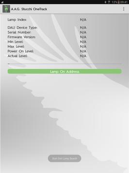 A.A.G. Stucchi Light Management App screenshot 12