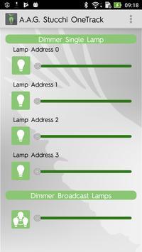 A.A.G. Stucchi Light Management App screenshot 2