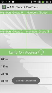 A.A.G. Stucchi Light Management App screenshot 4