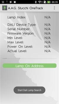 A.A.G. Stucchi Light Management App screenshot 5