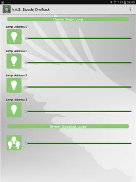 A.A.G. Stucchi Light Management App screenshot 9