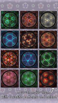 Kaleidoscope LiveWallpaperFree screenshot 4