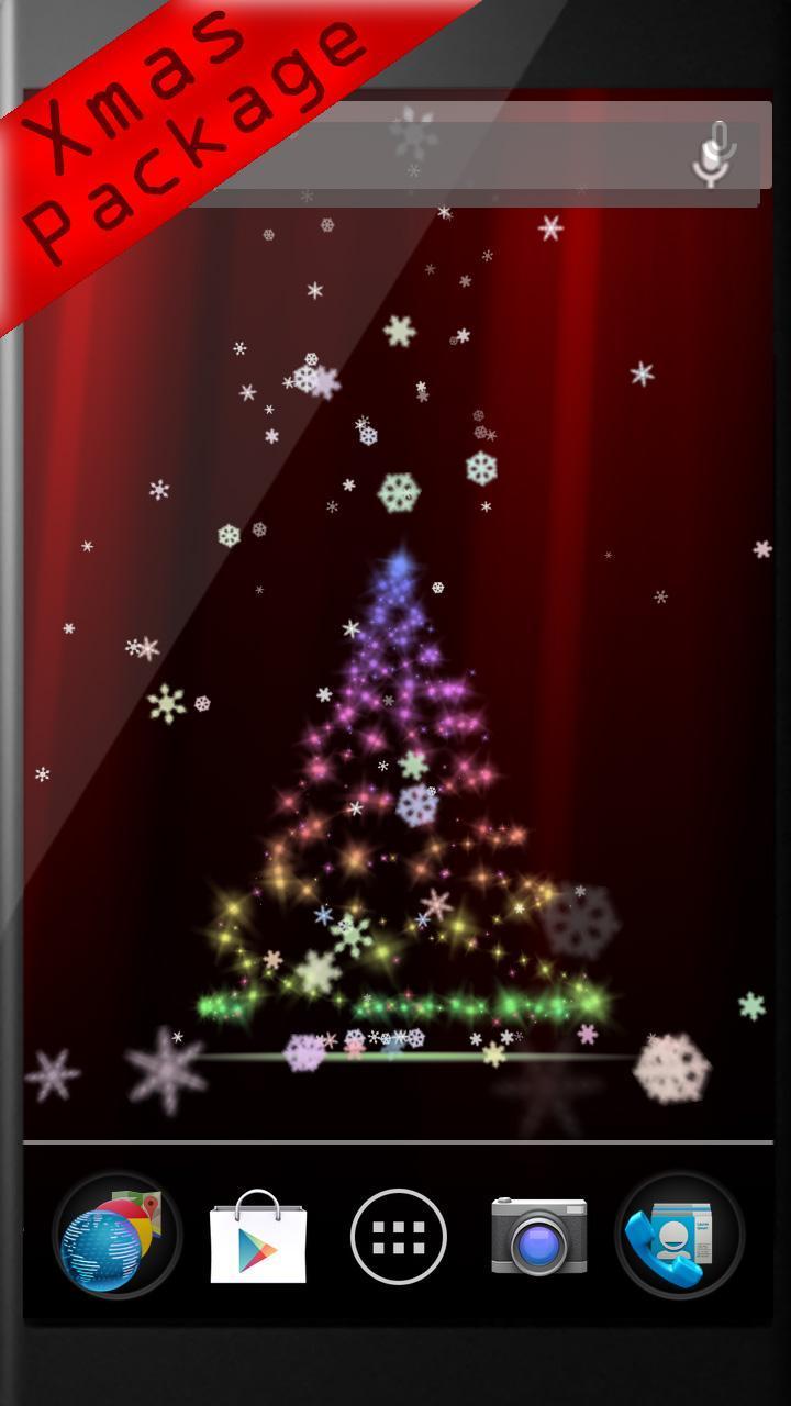 Android 用の 桜吹雪とクリスマス ライブ壁紙 Apk をダウンロード
