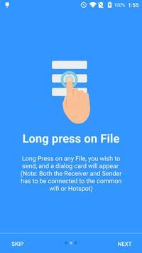 Sarow - File Transfer, Sharing apk screenshot
