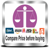 SmartBuy - Price Comparison & Online Shoping India icon