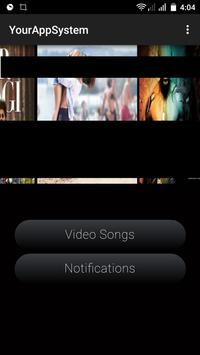 AAJ:Bollywood Video Songs. apk screenshot