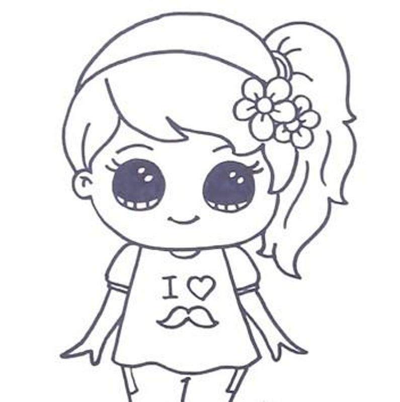 How to draw cute girly and boys for Android - APK Download