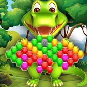 Dinosaurs Hexa Puzzle icon
