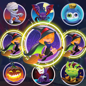 Witch Match 3 icon