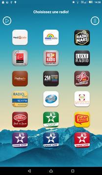 Maroc Radios screenshot 1