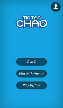 Tic Tac Chao poster