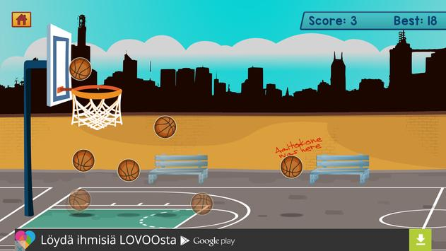 HoopShoot apk screenshot