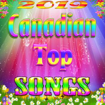 Canadian Top Songs poster