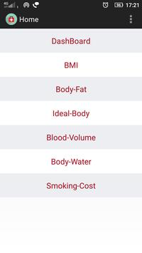 Health Kit screenshot 1