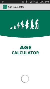 Age Calculator poster