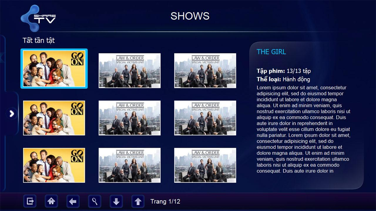 ShareTV watch tv shows online free   Free tv shows, Free