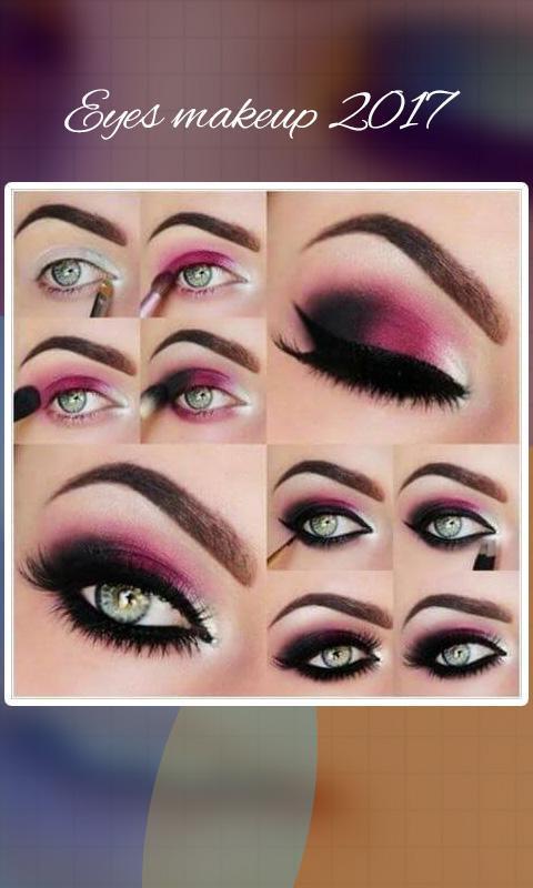 ... Eye Makeup Step By Step Bridal Makeup at home screenshot 12 ...