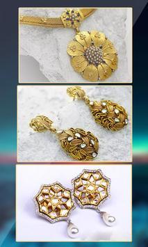 Latest Jewellry Gold Designs Jewelry Designs 2018 apk screenshot