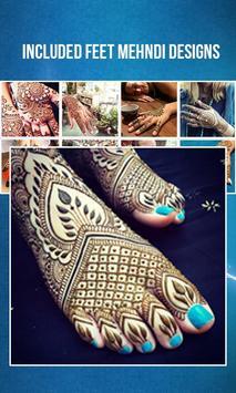 Unique Indian Mehndi Designs Latest Mehndi 2018 screenshot 4