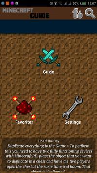 Guide for Мinecraft apk screenshot