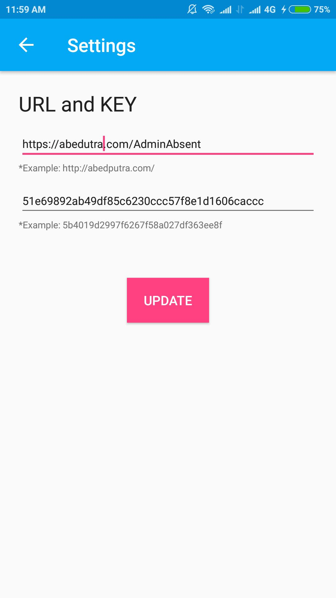 Employee Attendance with QR for Android - APK Download