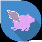 Flappy Piggies icon