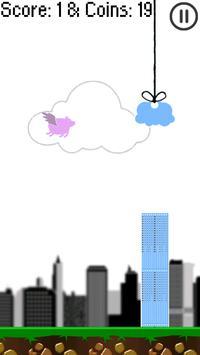 Flappy Piggies apk screenshot