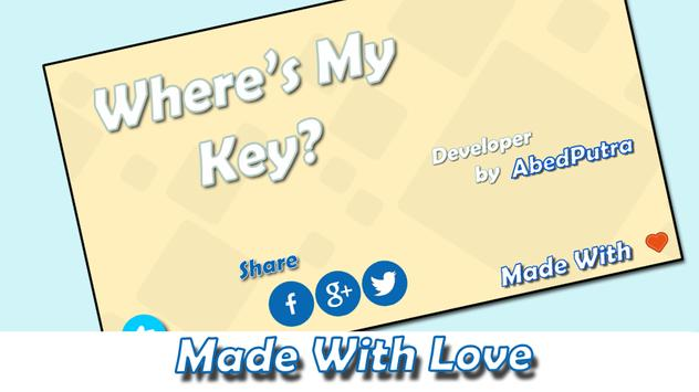 Where's My Key? screenshot 5