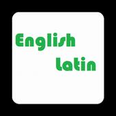 English Latin Dictionary icon
