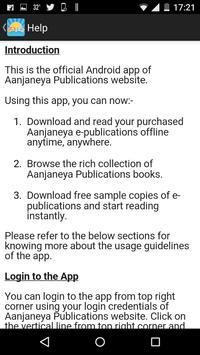Aanjaneya e-SHOP apk screenshot