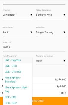QilqilShop screenshot 4