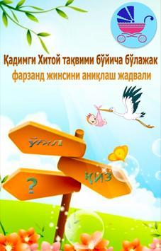 Ўғилми ёки қиз poster