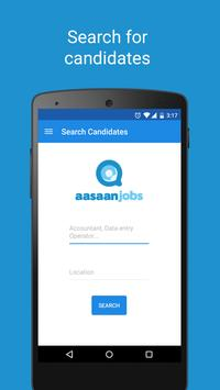Hire People - Aasaanjobs apk screenshot