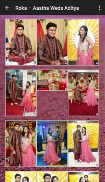 Aastha Weds Aditya apk screenshot