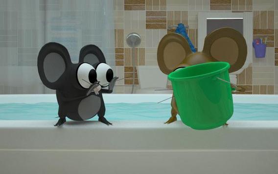 Talking JerryBros Bathroom 1.0 apk screenshot