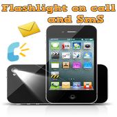 Flash on Call and SmS 2017 icon
