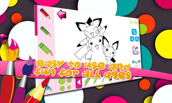 Kawaii libro para colorear for Android - APK Download