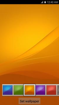 Wave Z4 Launcher Theme screenshot 2