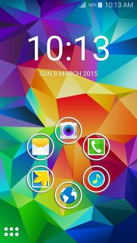 S6 SL Theme apk screenshot