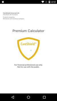 CareShield Premium Calculator poster