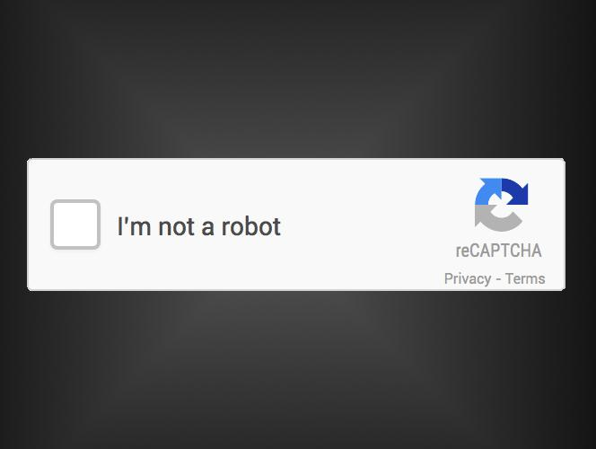 I'm not a robot captcha - Robot test for Android - APK Download