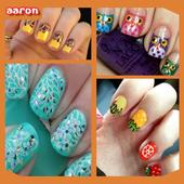 Cool Nail Manicure Art Designs icon