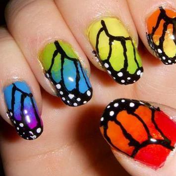 Cool Nail Manicure Art Designs screenshot 10