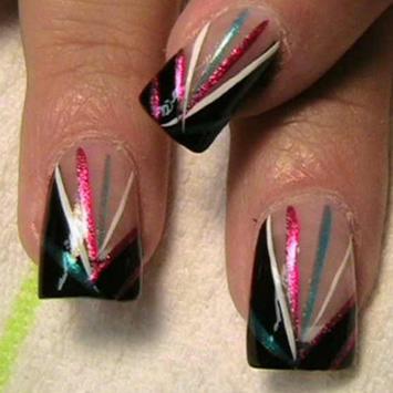 Cool Nail Manicure Art Designs screenshot 23