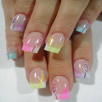 Cool Nail Manicure Art Designs screenshot 3