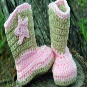 Crochet Baby Boots Ideas screenshot 10
